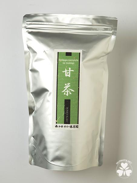 【国産】長野県産 甘茶(アマチャ)500g
