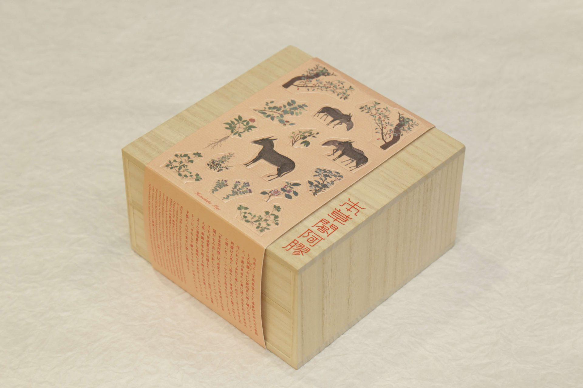 本草閣阿膠(8g×14スティック)阿膠(あきょう)・和漢素材5種配合